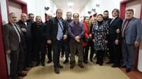 ÇALIŞAN GAZETECİLER - Gazeteciler Sağlık Taramasından Geçti