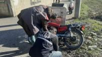 CEBRAIL - Gece Çalınan Motosiklet Bulundu Açıklaması 4 Gözaltı