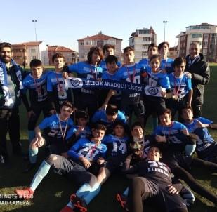 Liseler Arası Futbol Turnuvasının Şampiyonu 15 Temmuz Şehitler Anadolu Lisesi Oldu