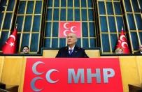 GRUP TOPLANTISI - MHP Lideri Bahçeli, 6 ay sonra grup toplantısında konuştu