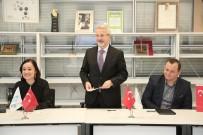 KOÇ ÜNIVERSITESI - Nilüfer Sosyal Girişimcilik Merkezi Kuruluyor