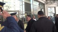 LİBYA BAŞBAKANI - (Özel) Libya Başbakanı Es-Sarrac Rusya Dönüşü İstanbul'da Mola Verdi