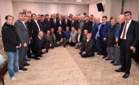 ORHAN TOPRAK - Selçuklu'da Muhtarlar İle İstişare Toplantısı