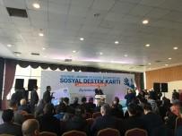 SULTANGAZİ BELEDİYESİ - Sultangazi'de Sosyal Destek Kartı Tanıtıldı
