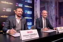 ŞANS OYUNLARI - Türkiye Basketbol Federasyonu'na Yeni Sponsor