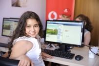 BAZ İSTASYONLARI - Vodafone, Çevresel Etkisini Yarıya İndirecek