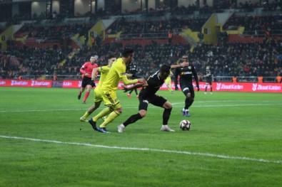 Ziraat Türkiye Kupası Açıklaması Kayserispor Açıklaması 0 - Fenerbahçe Açıklaması 0 (İlk Yarı)
