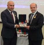 HAYDAR ALİYEV - Azerbaycan Cumhurbaşkanı Aliyev'den Gazeteci Şıktaş'a Onur Madalyası