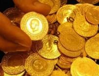 SANAYİ ÜRETİMİ - Çeyrek altın ve altın fiyatları 15.01.2020