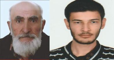 Çorum'da Kayıplara Karışan Yaşlı Adam Ve Genç Her Yerde Aranıyor