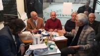KUBAT - Eskişehir Şairler Derneği Başkanı Demirel Güven Tazeledi