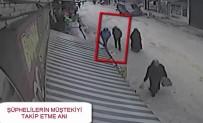 KİMLİK TESPİTİ - Kapkaç Şüphelisi Güvenlik Kamerasında