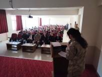 Lise Öğrencilerine Milli Savunma Üniversitesi Tanıtıldı