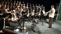 SES SANATÇISI - Odunpazarı HEM'in ''Sezon Ortası Ve 46. Yıl Sanat Gecesi - 1'' Konseri