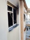 YENI CAMI - Söke'de Ev Yangını