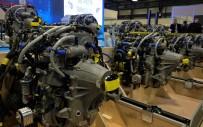 ESKİŞEHİR VALİSİ - Türkiye'de İlk Yerli Ve Milli Motoru Teslim Edildi Açıklaması TEI-PD170