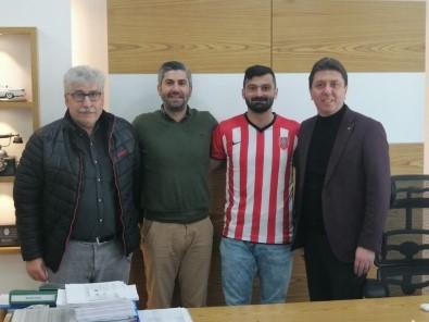 Ziya Şakar Nevşehir Belediyespor'da