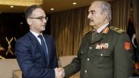 ALMANYA DIŞİŞLERİ BAKANI - Almanya Dışişleri Bakanı Maas Açıklaması 'Hafter Ateşkese Hazır Olduğunu Söyledi'