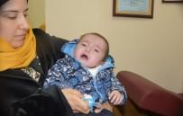 SAĞ VE SOL - Altı Aylık Bebeğe Akciğer Damarı Yapıldı