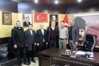 BILAL ÇELIK - Bayrampaşa'dan Kardeş Şehir Pınarhisar'a Ziyaret
