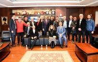 FUTBOL SAHASI - Çetin Açıklaması 'Her Branştan Amatörlere Destek Olmaya Çalışıyoruz'