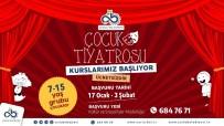 OYUNCULUK - Çorlu Belediyesi'nden Çocuklara Tiyatro Müjdesi