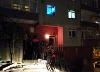 GÜLÜÇ - Emekli Polis 6 Katlı Binanın Çatısından Düşüp Öldü