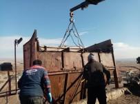 Gülşehir'de Kum Ocağı Eleme Sistemi Yenilendi