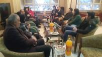 FEDERASYON BAŞKANI - Hakkari Dernekler Federasyonu Heyeti Hakkari'de Toplandı
