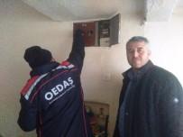MEHMET ÖZKAN - Hisarcık'ta Elektrik Sayaçlarının Zamanında Okunmaması Tepki Çekiyor
