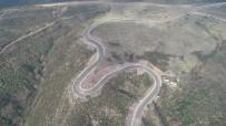 NİHAL ATSIZ - İlimtepe Yolu Asfaltlandı