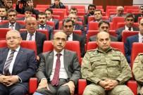 VAHDETTIN ÖZKAN - Kahramanmaraş'ta Uyuşturucuyla Mücadele Toplantısı