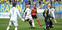 ALPER ULUSOY - Konyaspor'da 2 Futbolcu Forma Giyemeyecek