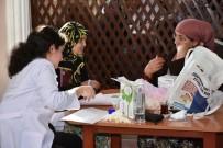 CERRAHPAŞA TıP - Köylerde Sağlık Taraması Başladı