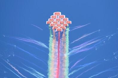 Kuveyt Havacılık Fuarı'na Yoğun İlgi