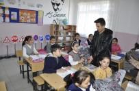 İSMAIL AYDıN - Lise Öğrencilerinden 'Oyuncak Ve Kitap Dostluğu' Projesi