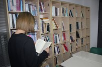 ATATÜRK KÜLTÜR MERKEZI - Turgutlulu Öğrenciler Diledikleri Kitaba Ulaşabilecek