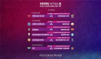 ECZACıBAŞı - Vestel Venus Sultanlar Ligi'nde 2. Devre Heyecanı Yarın Başlayacak