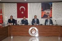 ERSIN YAZıCı - Balıkesir'in İl Güvenliği Masaya Yatırıldı