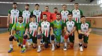 CİZRE BELEDİYESİ - Cizre Belediyesi Erkek Voleybol Takımı Galibiyetlere Devam Ediyor
