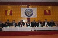 KARAKOL KOMUTANI - Eskişehir Emirdağlılar Vakfı Yöneticileri '3'Ncü Çalıştay İstişare Toplantısı'na Katıldı