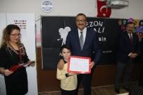 İMAM HATİP ORTAOKULU - Giresun'da 376 Okulda 73 Bin Öğrenci Yarıyıl Tatiline Girdi