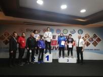 MUSTAFA ERDOĞAN - Haliliye Belediyesi Kıck Boks Takımı Madalyaları Topladı