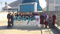 İMAM HATİP ORTAOKULU - Hüyüklü Öğrenciler Konya Bilim Merkezi Gezisi