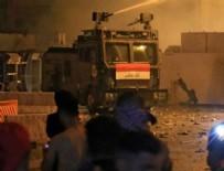 SES BOMBASI - Irak'ta tehlikeli gerginlik!