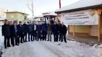 ORMAN İŞLETME MÜDÜRÜ - Köylülerin Kurduğu Kooperatife Traktör Desteği