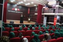 GÖRME ENGELLİLER - 'Kur'an Halkaları Kardeşlik' Konferansı Düzenlendi