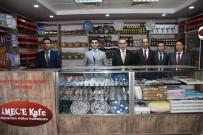 BAŞSAVCıLıĞı - Menemen'deki Sosyal Markette Mahkumların Ürettikleri Ürünler Satılıyor