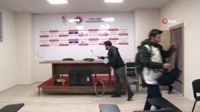 Menemenspor - Giresunspor Maçının Ardından