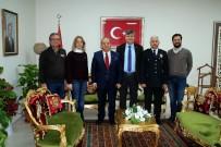 SERKAN TEKİN - Menteşe'de Eczanelere Güvenlik Tedbiri